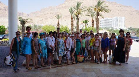 Семинар KART в Израиле 2013, Экскурсия на Мертвое море