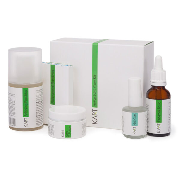 Active Nail Cure Kit