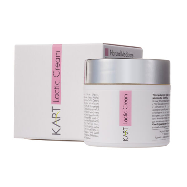 Lactic Cream 50ml
