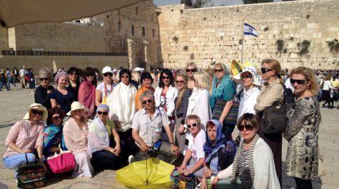 Экскурсия в Иерусалим, май 2012 г.