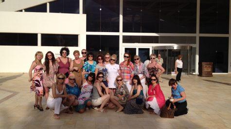 Экскурсия на Мертвое море, май 2012 г.