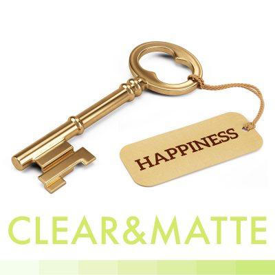 Clear&Matte