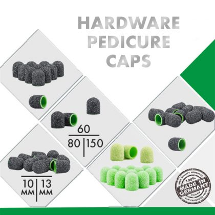 HARDWARE PEDICURE CAPS